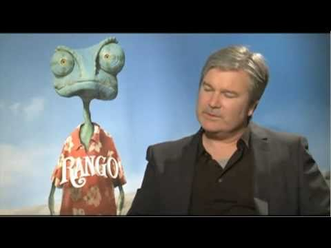 """""""Rango"""" Director Gore Verbinski Discusses His Vision With Shawn Edwards"""