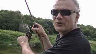 Barbel fishing on the Severn (July 2014)