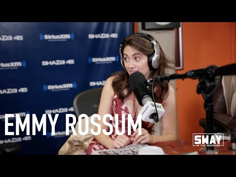 Emmy Rossum Speaks on Being Recently Engaged and Gives Her Candid Opinion on Open Relationships