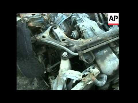 Attacks, insurgent video of attack on US military vehicle