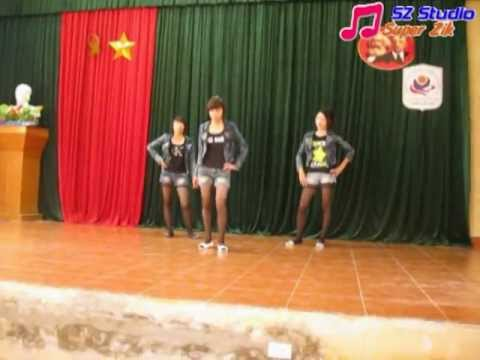 [Dance]The Boys - THPT Luong The Vinh - Ba Vi(Luong The Vinh High School)