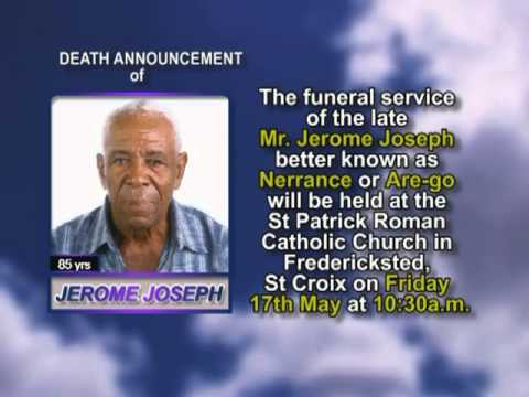 Jerome Joseph short