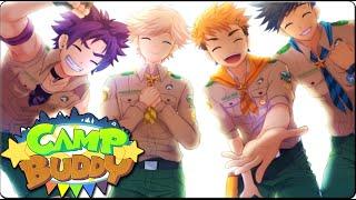 Camp Buddy [DEMO] Parte3-MOMENTOS ZUKULENTOSOS!!!
