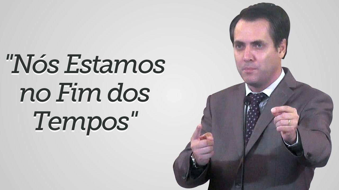 """""""Nós Estamos no Fim dos Tempos"""" - Leandro Lima"""