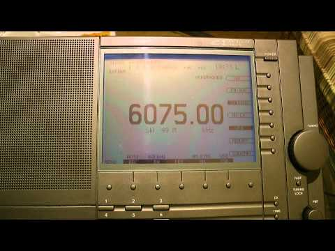 6075 kHz NBC National Radio, PNG , DX-pedition @ Shirahama, Wakayama / Parte2