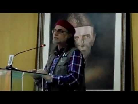Zaid Hamid : Seminar on Kashmir and  Baluchistan ! Azaan of Hope, Warning and threats ....