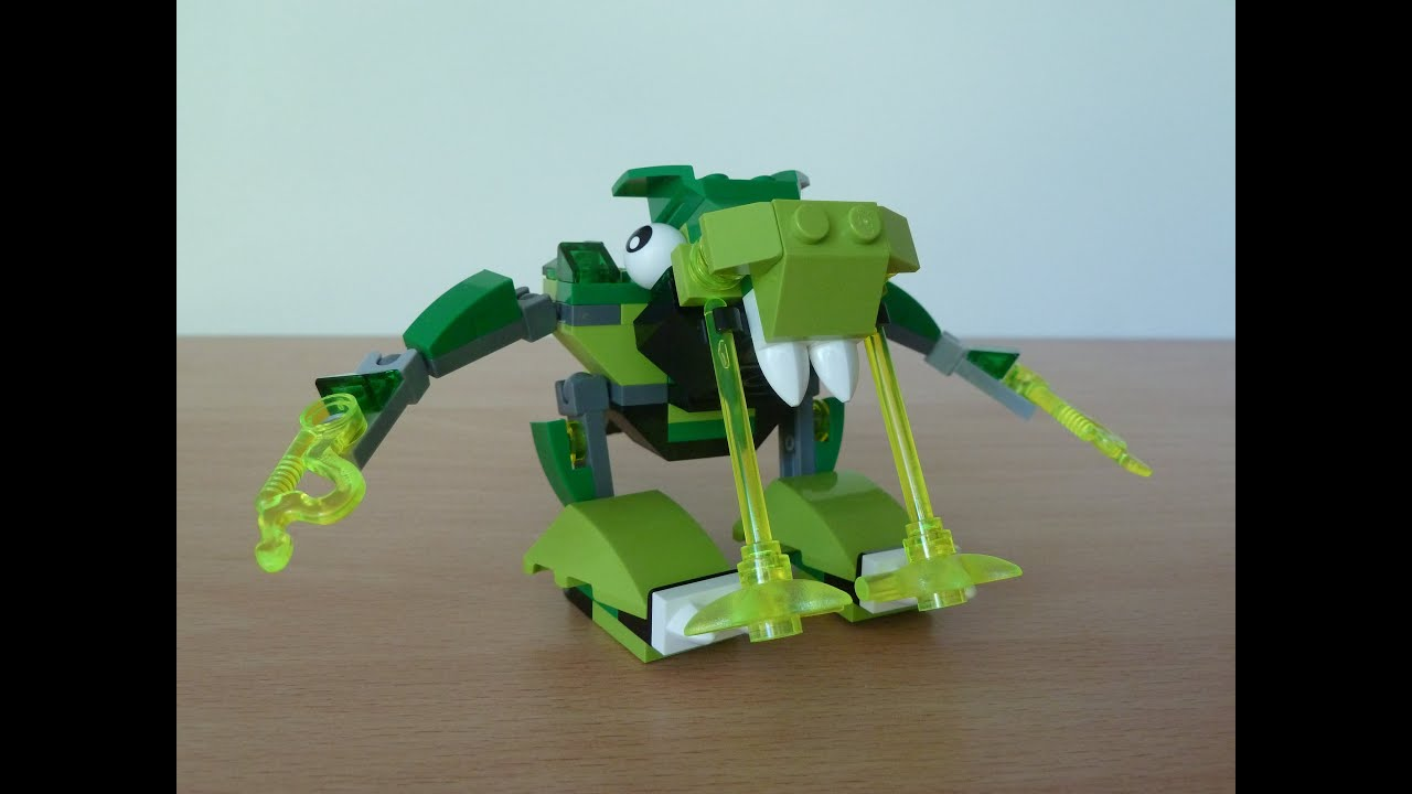 Lego mixels glorp corp max mixels serie 3 lego 41518 glomp lego 41519