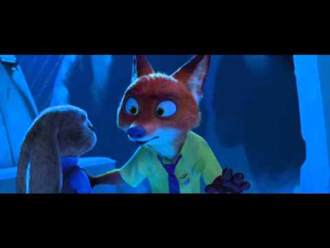 """Fur of a Skunk"" Clip - Zootopia in Theatres in 3D March 4!"