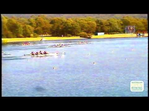 2015 Sydney International Rowing Regatta | Sat, Day 6 | OW4- Final