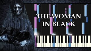 The Woman In Black  Opening Theme - Piano Synthesia