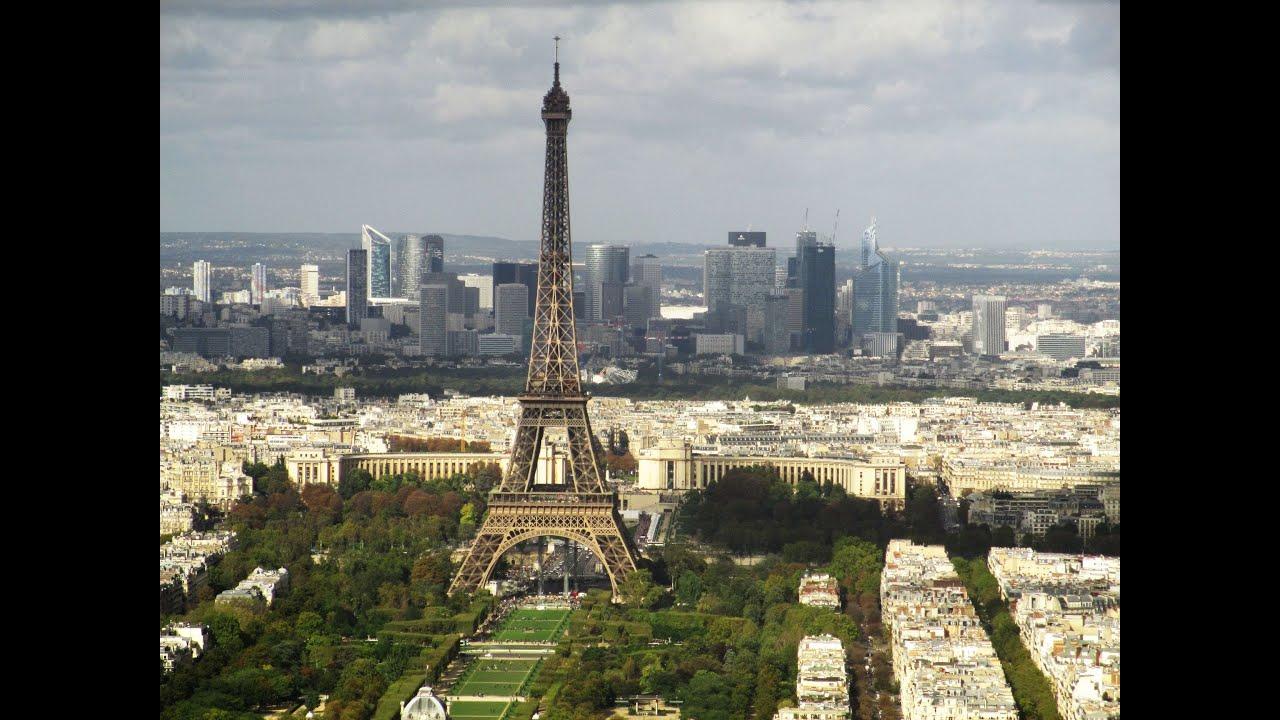 Paris the eiffel tower and the champs de mars youtube for Expo paris mars