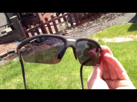 Rudy Project Photochromic Lens demo