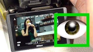 NIKON Eye 👁️ Autofocus is here & IT WORKS!