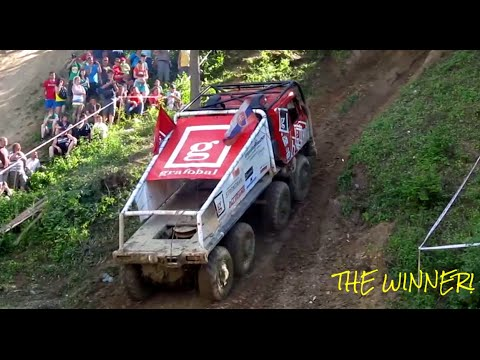 TOP Extreme Truck Hill CLIMB Race