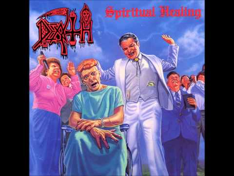 Death - Living Monstrosity