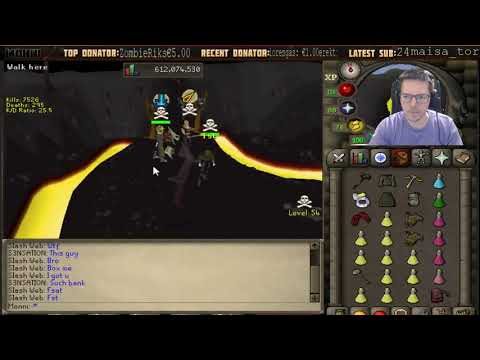 Woox shows his 20000 IQ - BEST OF RUNESCAPE TWITCH HIGHLIGHTS #178