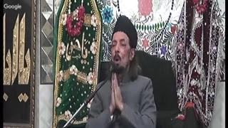 Live Allama Zameer Akhtar Naqvi 1st Majlis Tafseer e Quran 2017
