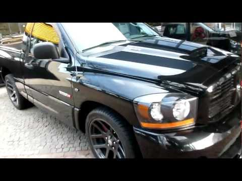 Dodge Ram SRT-10 8.3 Viper V10 517 Hp 246 Km/h 2006