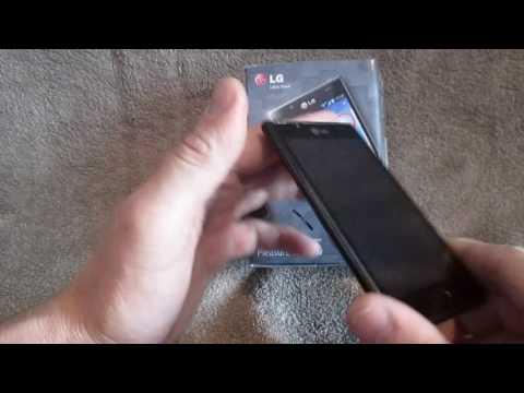 Телефон LG P705 или L7
