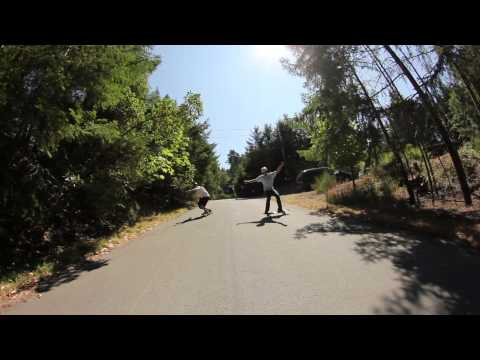 Longboarding: Peace Frog's Island Invasion
