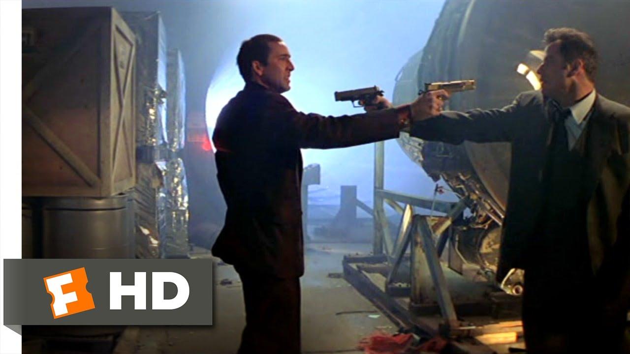 FaceOff  29  Movie CLIP - We  Face Off Movie Guns