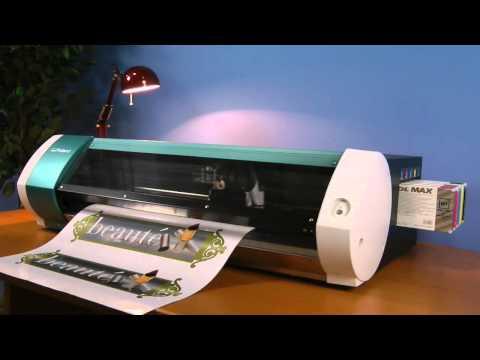 Roland Versastudio Bn 20 Desktop Printer Cutter Youtube