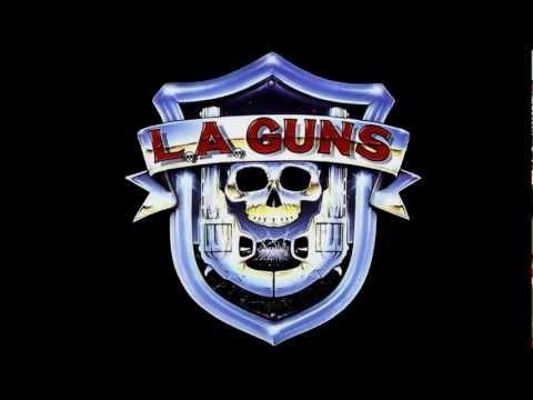 LA Guns - Show No Mercy (Demo)