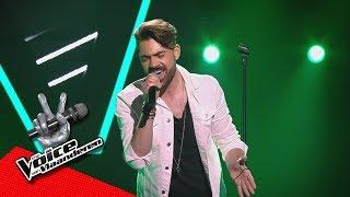 Preview: Benjamin brengt ode aan Avicii  Blind Auditions   The Voice Van Vlaanderen   VTM