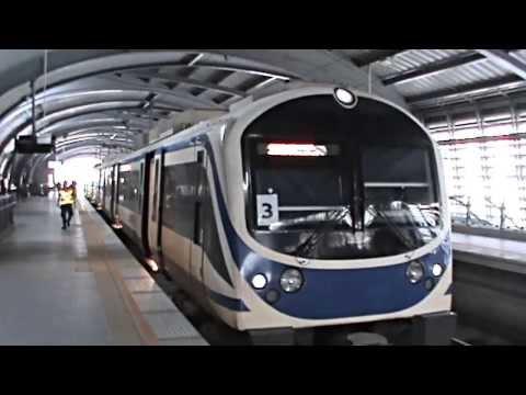 Suvarnabhumi Airport Express Rail Link to Bangkok, Thailand  ( 13 )