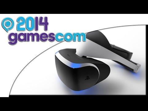 GAMESCOM 2014 - Projekt Morpheus