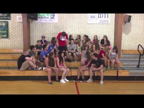 Camp St. Pat's Teen Travel Harlem Shake