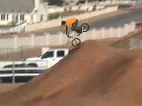 RIDEbmx - Heath Pinter's St. Patrick's Day Trails Jam