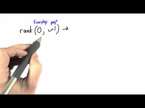 Page Rank - CS101 - Udacity
