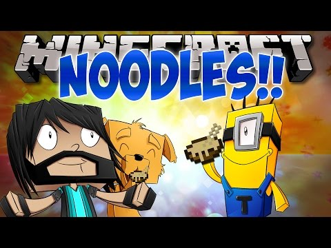 KEVIN'S NOODLE HOUSE!! | Think's Lab Minecraft Mods [Minecraft Roleplay]