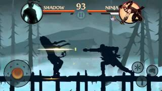 Shadow fight 2 silah tanitimi (hileli apk aciklamada)