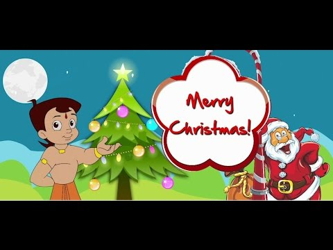The Story Of Christmas With Chhota Bheem video