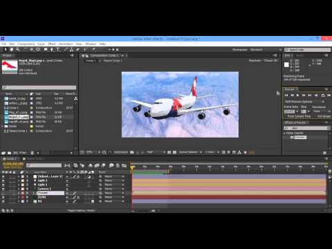 Airplane Modeling Design Nepali Tutorial Video