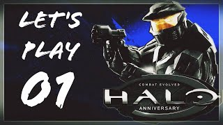 Halo: Combat Evolved Anniversary (Vamos Jogar - Parte 1)