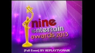 Nine Entertain Awards 2013 [Full Event]
