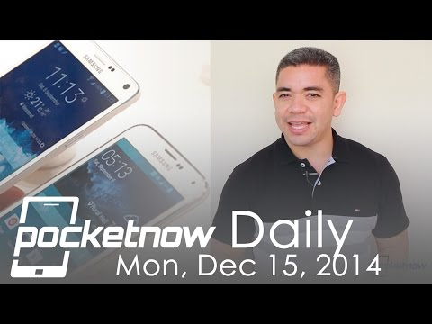 Galaxy S6 dates, Samsung market share, Nexus 9 extras & more - Pocketnow Daily