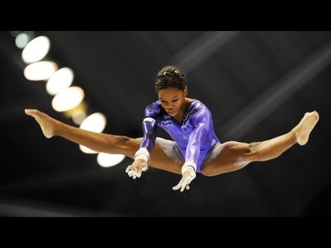 Artistic Worlds 2011 TOKYO - Women's Finals Vault & Uneven Bars - We are Gymnastics!