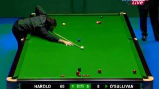 Amazing clearance by Ronnie O'Sullivan - 2008 Northern Ireland
