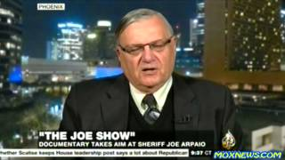 New Joe Arpaio Documentary! Joe Arpaio Responds!