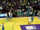 UCLA vs UW Tim Morris inbound