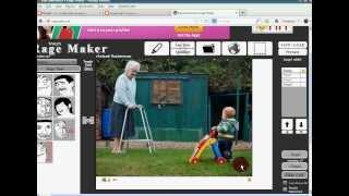 شرح كيفية انشاء و صنع شخصيات وصور بوزبال و اساحبي bouzbal