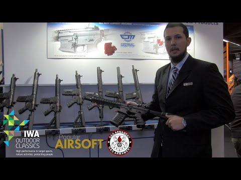 G&G Combat Machines 2015 Offerings At the IWA Outdoor Classics 2015