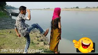 """Must Watch New Funny 😂😂 Comedy Videos 2019 - Episode -25 """"FUN NEVER END """""""