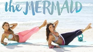 BIKINI SERIES ☀ Total Body Mermaid Workout