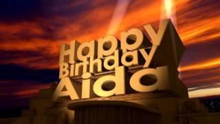 Download Lagu Happy Birthday Aida Gratis STAFABAND