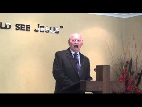 Sonshine Baptist Church  05-05-2013) - Pastor Mike Marsh - Touching Jesus